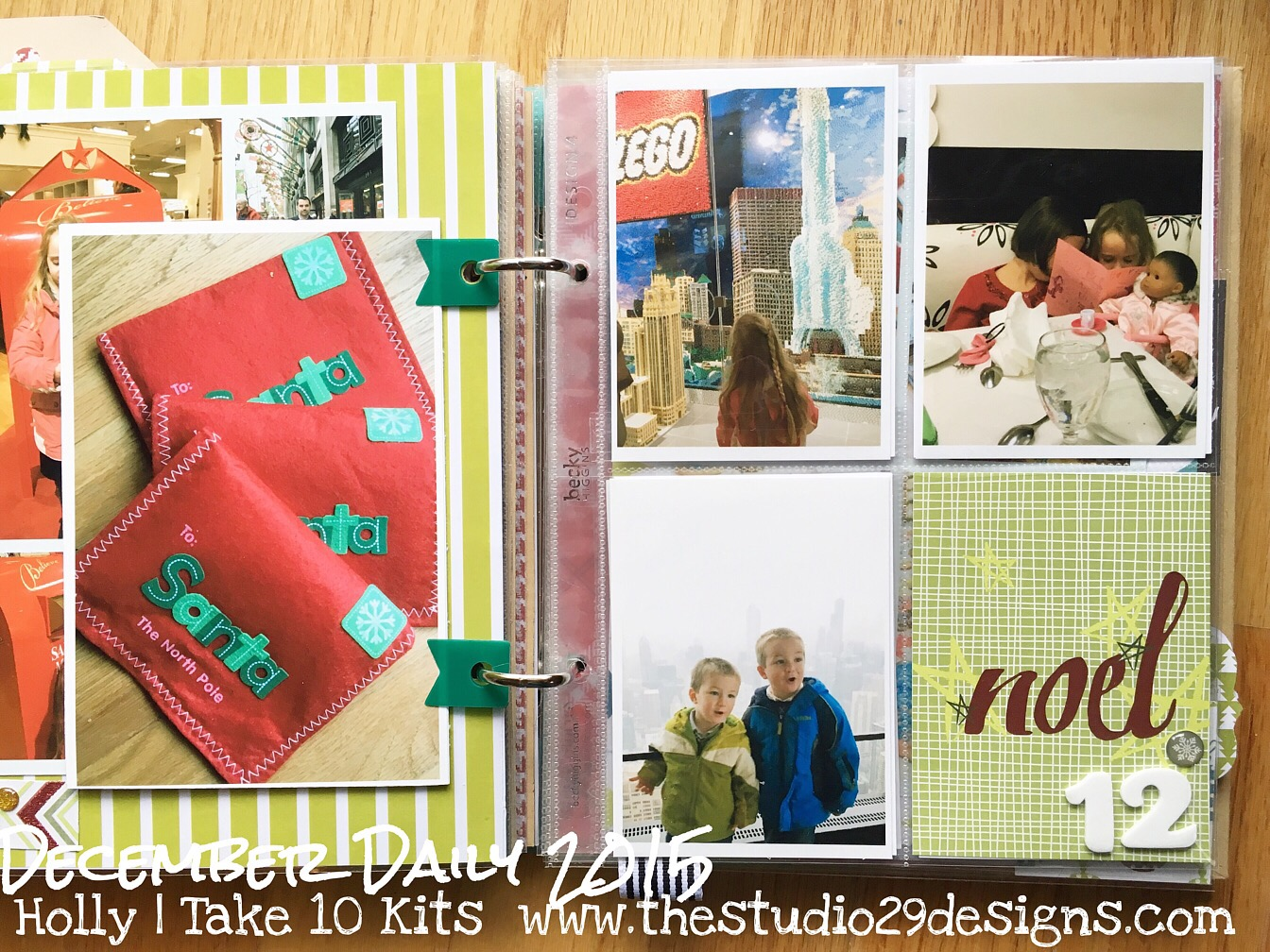 Holly | Take 10 Kits  www.thestudio29designs.com